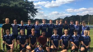 Ellingham & Ringwood colts 0 - Bognor 27