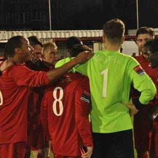 Match report: Corinthian Casuals (h)