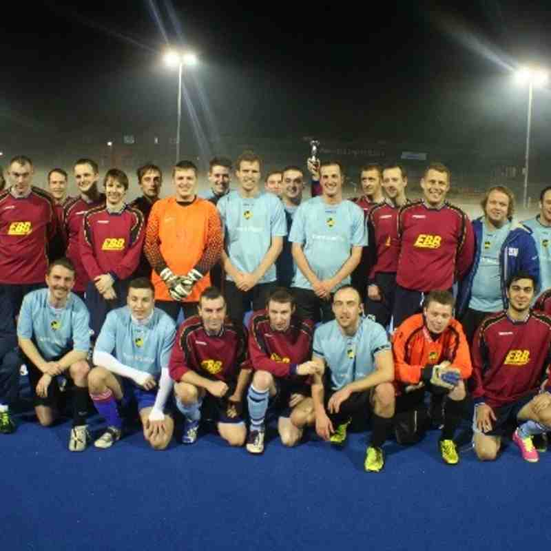 Charity Match v Sandal Galaxy