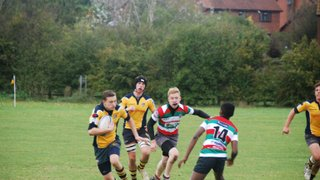 U17's Burnham 7 Ilford 39