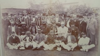 W.G.Grace at Priory this weekend - 125 years ago.