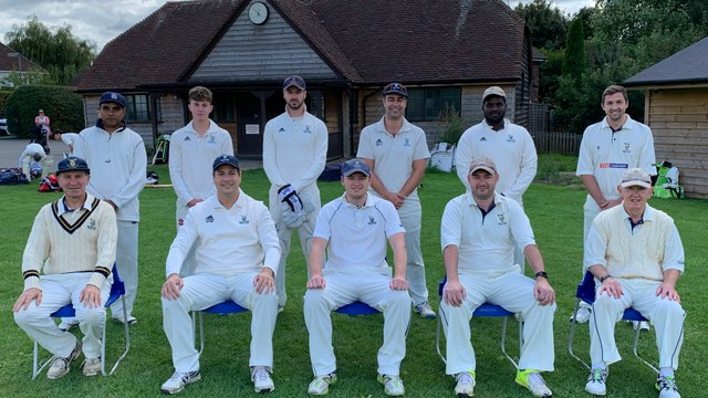 Priory's 5th XI join the 2s as League Champions