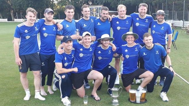 Llamas Crowned Surrey T20 Champions