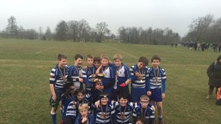 Haslemere Under 12's Win Guildfordians B Festival