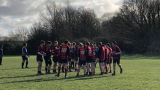 U15s lose final League Game to Romsey
