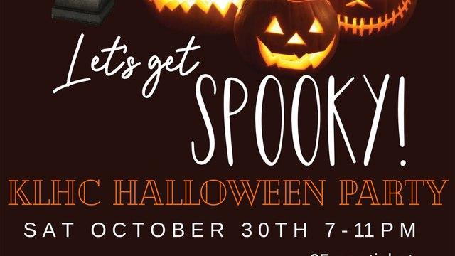 KLHC Halloween Party