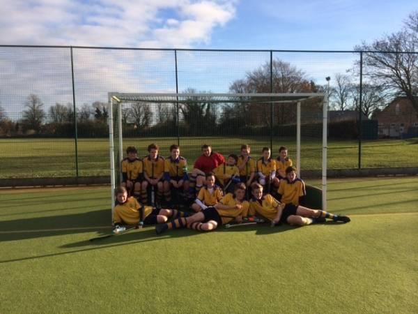U16 Boys A team