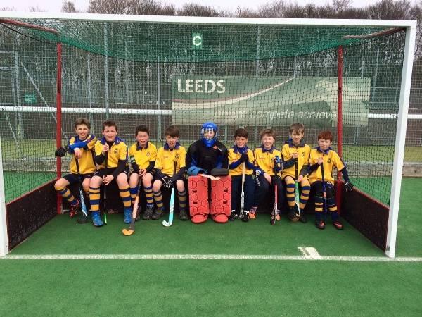 Under 12 Boys B team March 2014.