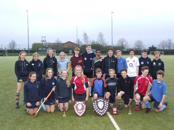 U14 boys and girls teams, both winners of YYHL in 2013/14 season; the girls for the second consecutive year.