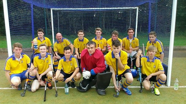 Men's 3rd team Oct 2014. Back l to r:Andrew McCann, Chris Harter, Joseph Shannon, Stanley Whitfield, Charlie Whitfield, Robert Barker, Sam Youmans . Front l to r: Will Grainger, Jack Holland, Louie Watson , Will Mitchell(GK), Liam Shannon and Josh Dale.