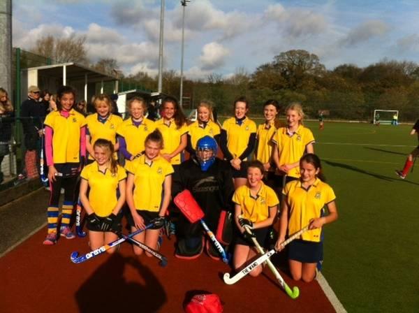 U14 Girls A team Nov 2014.
