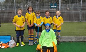 Under 12 boys B team first outing of the season.