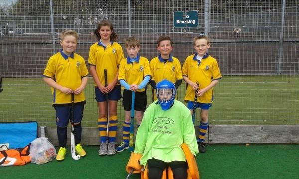 Under 14 boys B team Oct 2014.