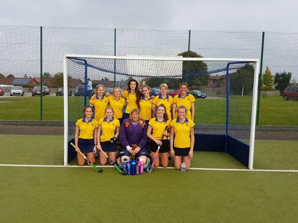 Ladies first team Oct 2016.