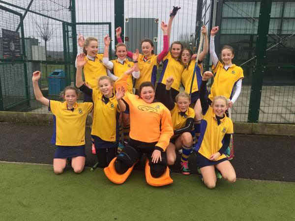 U14 Girls B team Nov 2016.