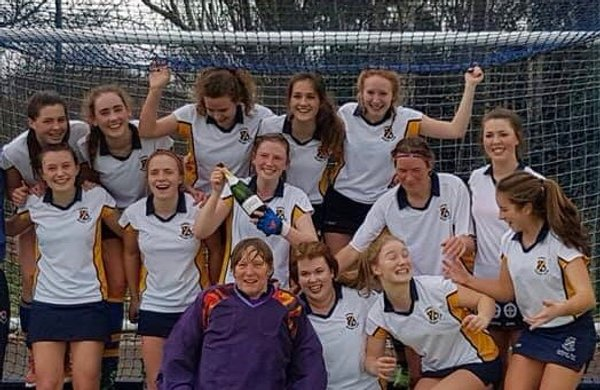 Ladies Prem Champions 2017.