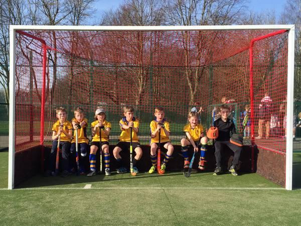 U10 Boys B team March 2017.