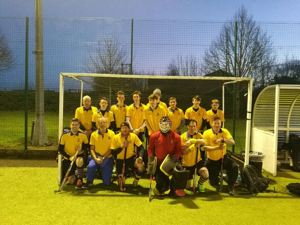 Men's 3rd Team Jan 2018
