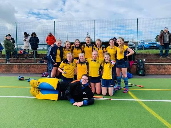U14 Girls A team 2019
