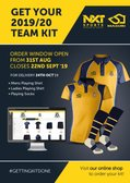 Shirt ordering now open until 22nd September.