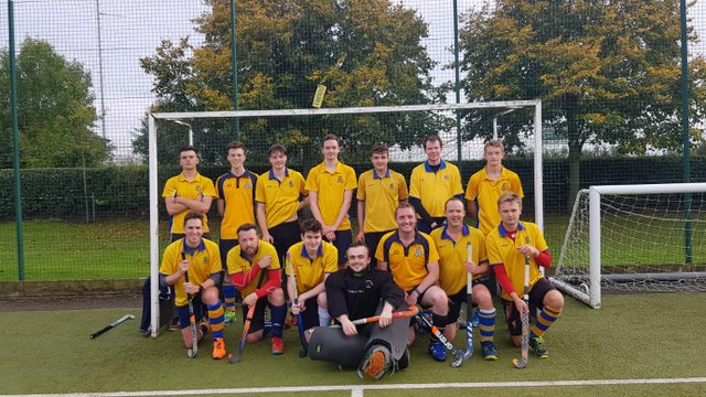 Men's 1s host Brigg 3s