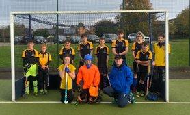 U14 Boys team played at Thirsk.