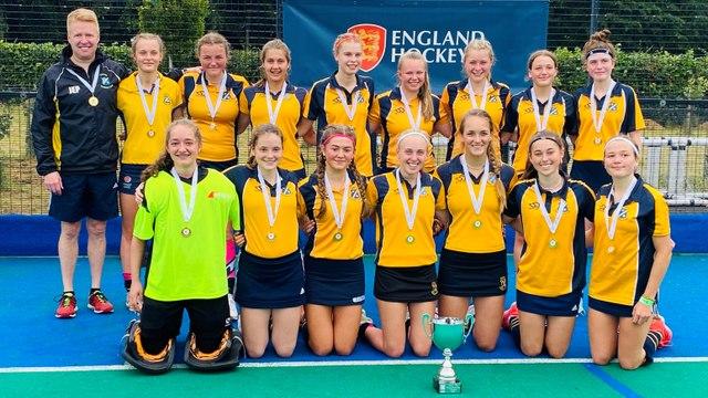 Thirsk U16 Girls – England Hockey National Champions