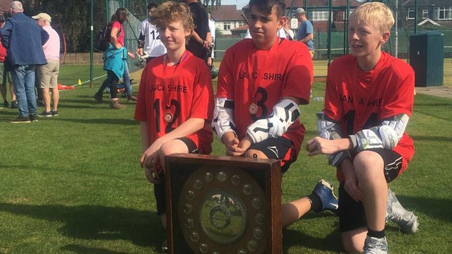 Brooklands Players Selected for Lancashire