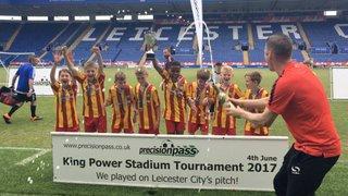 FFA Escola @ King Power, Leicester City