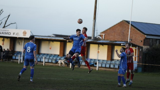 Spoils shared in competitive pre-Christmas tie vs West Bridgford FC