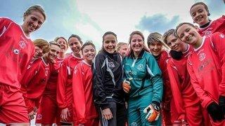 Stafford Town Ladies Team Photo's