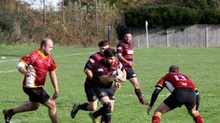 Newick Vs Plumpton 28/10/17 (by Ron Hill (HillPhotographic))