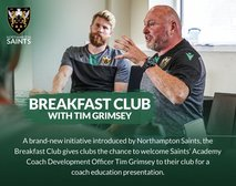 A Coaches Breakfast - 23rd Feb - THIS SUNDAY