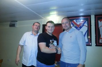 Danny Morgan - Player's Player of the Year