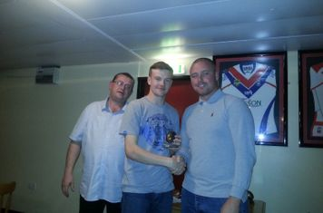 Liam Smith - Top Tackler