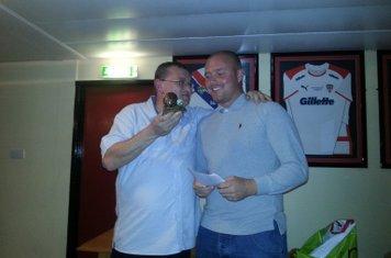 Shaun White & Wayne Courtnage