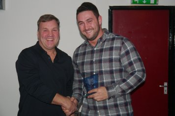 Player of the Year 3rd Place - Josh Simm