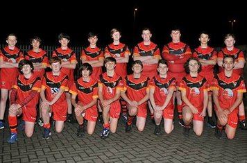 West Bank Bears Under 14s 2017