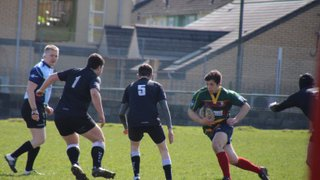 Colts Gloucester Cup run ends in semi-final defeat