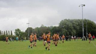 Under 16's v Sedgley Park 25.9.16