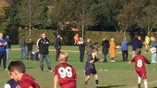 Round 3 Hampshire Cup vs Havant & Waterlooville