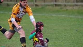 Tadley Tigers Vs Hungerford U14s