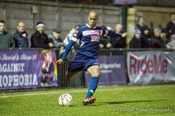 Dulwich Hamlet 2-2 Royston Town