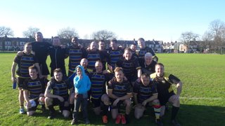 Old Walls 3xv take on the Ironsides