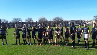 OW 3xv vs Battersea Ironsides 5xv