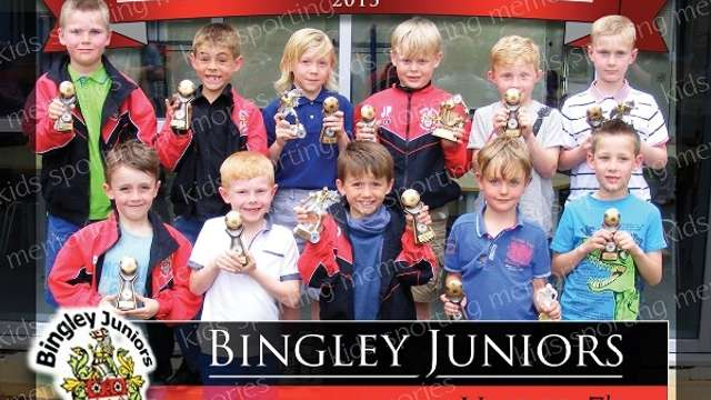 Former Bingley Juniors Player Alfie Harrison Gets England Call Up!