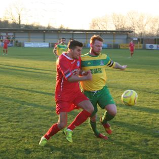 Wroxham humbled by Thurrock