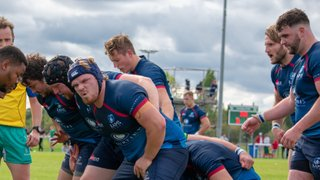Rams 1st XV v London Irish Wild Geese 8th Sept 2018
