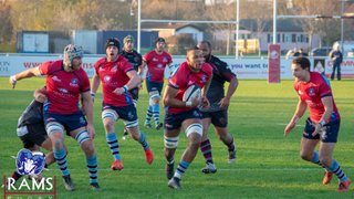 Rams 1st XV v Taunton Titans  (Away) 17th Nov 2018