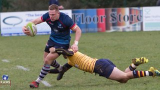 Rams 1st XV v Old Albanian (Home) 12th January 2019